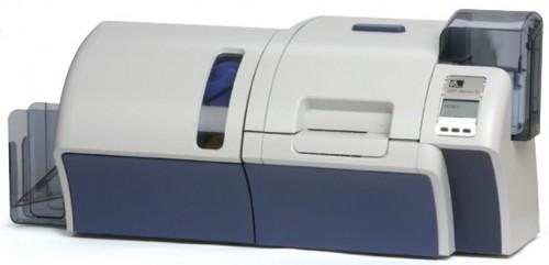 Zebra ZXP laminátoros kártyanyomtató berendezés